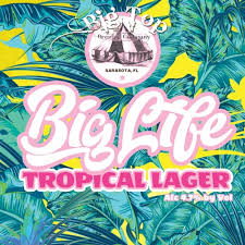 Big Top Tropical Lager