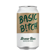 Brew Bus Basic Bitch Pumpkin